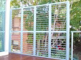 a grade aluminium barade fences gates screens awnings shutter louvres