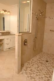 Walk In Showers Designs 12 universal design features for any bathroom.  shower tile designswalk .