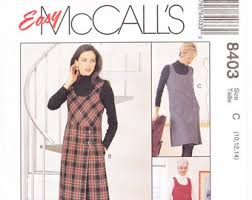 Jumper Pattern Adorable McCall's 48 Misses Jumper Pattern Sizes 48 48 48