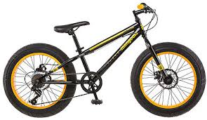 walmart selling mongoose massif 20 kid s fat bike bikerumor