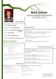 Marc Davies Landscape Curriculum Vitae By Marc Davies Issuu
