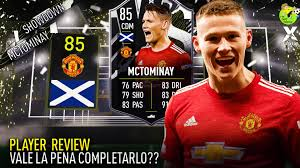 Mctominay's stats were increased with more balance compared to his showdown opponent. Fifa 21 Mctominay Showdown Video Review
