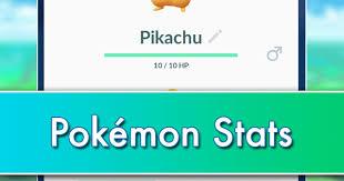 Power Up Chart Pokemon Go