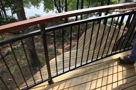 Types of deck railings Railing Ideas New Steel Deck Railing Stopqatarnow Design New Steel Deck Railing Stopqatarnow Design Types Of Steel Deck