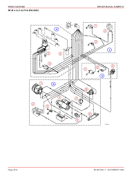 need wiring schematic thunderbolt v ignition merc i o