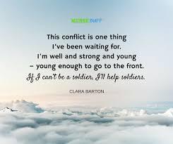 Clara Barton Quotes Gorgeous 48 Inspiring Clara Barton Quotes NurseBuff