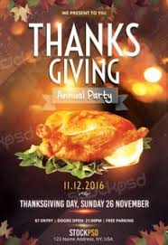thanksgiving party flyer download free thanksgiving flyer psd templates for photoshop