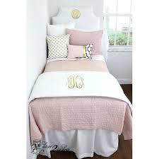 dorm room bedding sets awesome dorm room ng blush white pop of black d on chevron