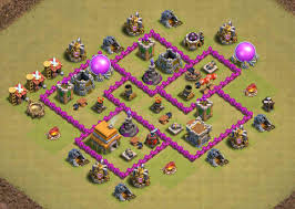 Clash Of Clans Th6 Base Design 12 Best Th6 Base Links 2020 New War Farming