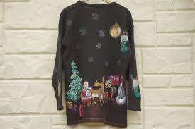 Vintage 90s Peanuts Snoopy Christmas T-shirt Shirt Ugly Shirt ...