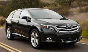 2015 Toyota Venza - Information and photos - ZombieDrive