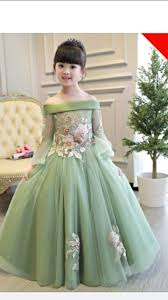Designer Gowns For Girls Adorablebabies Gown Dresses Beautiful Princes Dress