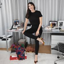 Tamara Mellon's Work Outfits All End With a Great Pair of Shoes