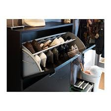 Shoe Coat And Hat Racks STÄLL Shoe cabinet with 100 compartments IKEA 59