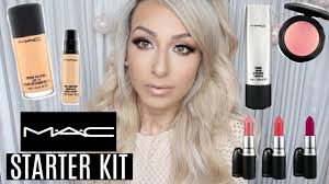 mac starter kit 2018 my essentials must haves for beginners