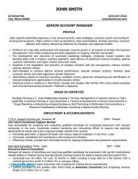 Farm Manager Resume Custom Account Executive Resume Examples Here To Download This Senior