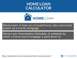calculator house loan home loan calculator mortgage calculator