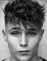 Hairstyles For Men Medium Photo Retro Messy Length Cool Haircuts
