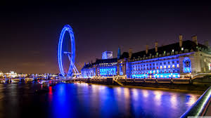London Night Ultra HD Desktop ...