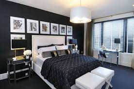 How To Create Stunning Interior Design In Black N White 40 Plus 40 Cool Black And White Modern Bedroom Decor Collection