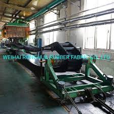 Coal Belt Conveyor Design China Ep Nn Corrugated Sidewall Conveyor Belt Designed For