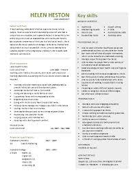 Cv Template For Care Assistant Care Assistant Cv Template Pdfsimpli