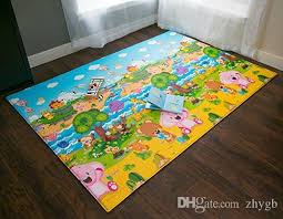 floor mats for kids. Simple Floor Baby Play Mat Rug By Bmybaby Portable Kids Floor Playmat And Foam Gym With  Beautiful Graphics Adorable Animal Friends For O Childrens  Mats T