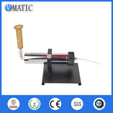 Free Shipping Glue Dispensing Manually Operated Syringe Fillers ...