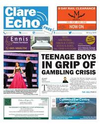 The Clare Echo 29 08 19 By The Clare Echo Issuu