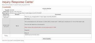 Interactive Broker Forex Commission Arecibo Message Binary