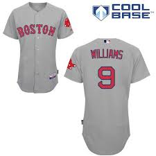 Ted Williams Williams Ted Jersey acdbcdacbbdabca|The Carrying Of The Green (and Gold)