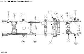 switch 2000 excursion body to 2000 f250 chassis ford truck F350 Frame Diagram F350 Frame Diagram #4 Ford F-350 Frame Width