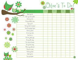 Free Printable Reward Charts Loving Printable