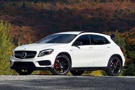 First drive: 2015 Mercedes-Benz GLA45 AMG | Digital Trends