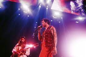 Love On Tour Costumes, Custom by Gucci ...