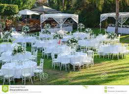 Outdoor Wedding Reception Decorations Pictures