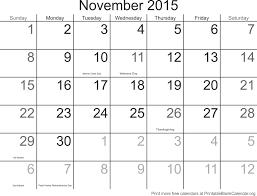 Blank Calendar November 2015 Printable Calendar China 2012