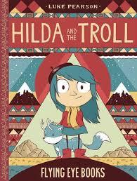 Hildafolk (Hilda, #1) by Luke Pearson