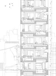 Perfect architectural elevation drawings on architecture 19 within 1086 best architecture sections elevations images on