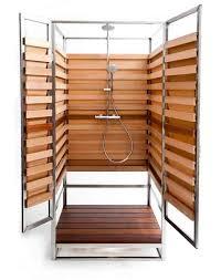 wooden outdoor shower enclosures image of best wooden outdoor shower enclosures brilliant outdoor
