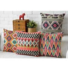 moroccan throw pillows. Modern Moroccan Decorative Cushion - Meknes Throw Pillows