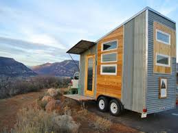 Small Picture The Durango Tiny House on Wheels is a Minimalist Travelers Dream