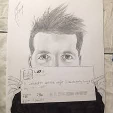 jj s drawing of ethan sidemen book