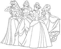 Disney Princess Jasmine Coloring Pages To Print Bookmydomaininfo