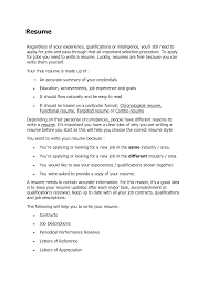 100 Do You Need A Cover Letter For Your Resume The 25 Best