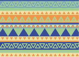 Bohemian Pattern Interesting Bohemian Style Pattern Vector Graphics Free Vector In Encapsulated
