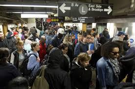 crowded subway train station. Unique Crowded Inside Crowded Subway Train Station