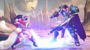 Pinte princesas estilo lol surprise. League Of Legends Probara Suerte Con Los Juegos De Lucha Con El Llamado Project L