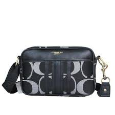 Coach Monogram Small Black Crossbody Bags DPK Cheap  http   www.airtechonline.