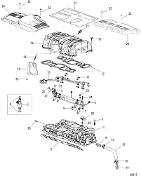Cp performance intake manifold and intake plenum